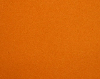 67 - Golden Yellow - Merino Wool Felt