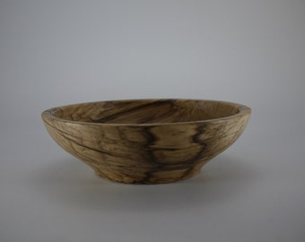 Small Holly wood bowl