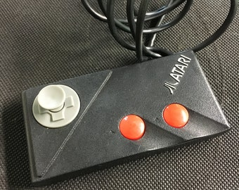 Retro joystick with two fire buttons (ATARI)