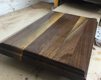 Walnut Edge Grain Cutting Board