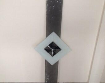 Murano Glass Wall Clock
