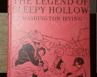 Rip Van Winkle and The Legend of Sleepy Hollow 1924