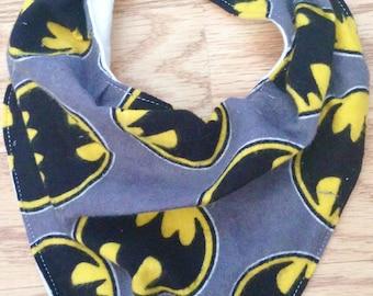 Bandanna Bib - Batman