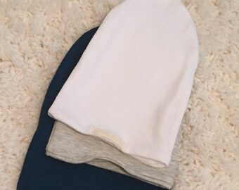 Baby slouchy hat-beanie