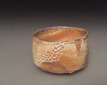 Wood fired Teabowl