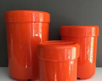 André Morin Canisters - Set of Three