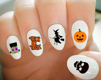 nail decals halloween nail decals water transfer nail decals nail tattoo fashionable nail art custom nail decals