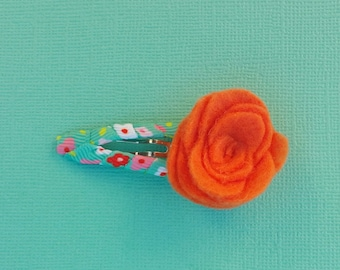 Flower hair clip, hair accessories, hair clip