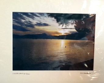 "Signed Limited Edition A3 Landscape Photograph in 50cmx40cm (20""x16"") Mount"