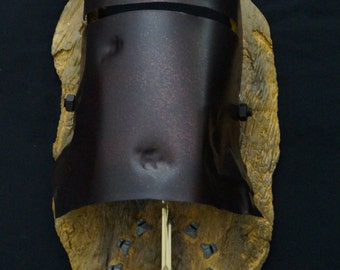 Ned Kelly Helmet clock with base