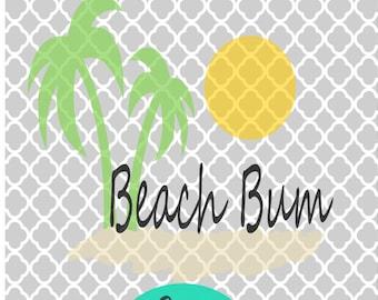 Beach bum svg,beach svg,beach,beach bum,palm tree,palm tree svg,beach life,svg file,beach svg files,beach dxf. file,beach babe,beach humor