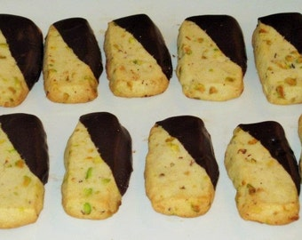 1 Dozen Butter Shortbread Cookies