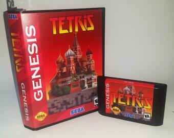 Tetris Sega Genesis