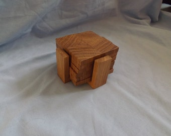 End grain coasters / Wooden placemats/ Wood placemats / Wooden coasters / Drink coasters /Perfect gift