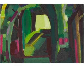 Original- Landscape-  painting