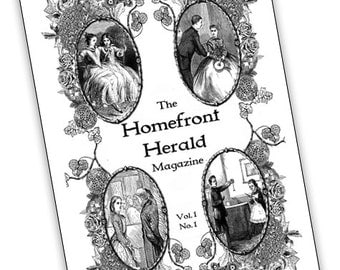 Subscribe to The Homefront Herald! Get the Next 4 Issues!