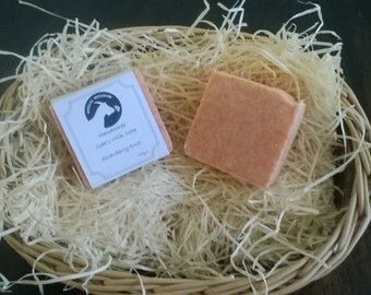 Goats Milk Soap - Strawberry Dust