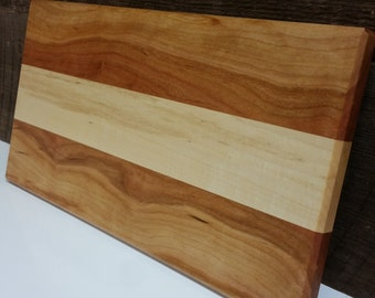Cherry and Maple Serving/Cheese Board
