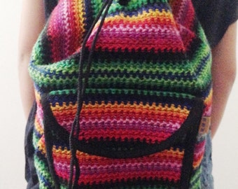Mexican Vintage Backpack