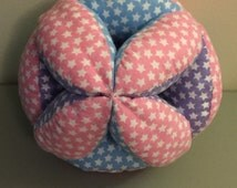 Amish Puzzle Balls (Baby Toy)