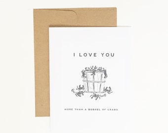 Notecards   Maryland Love Note, Stationery, Nautical, Maryland, Preppy