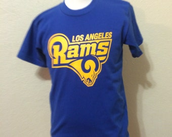 KIDS Los Angeles Rams T-Shirt / Free Shipping!