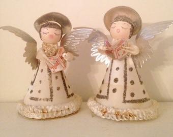 2 Vintage Angels