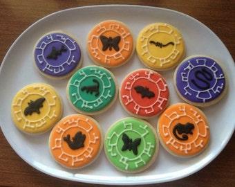 Wild Kratts Cookies (1 dozen)