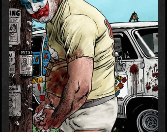 John Wayne Gacy is Card Number 51 from the New Serial Killer Trading Cards