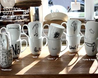 Offer! Set: 6 cups - eDITION good spirits