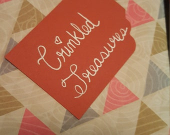 Crinkled Treasures 3 Month Subscription Box
