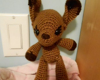 Toy fawn
