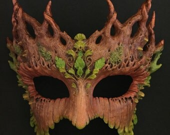 Dryad Mask