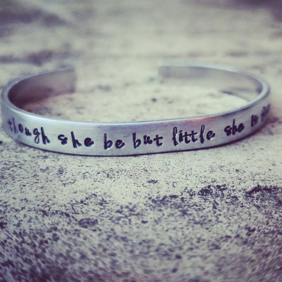Custom Hand Stamped Bracelet-Personalized-Hand Stamped With Your Words-Stamped Cuff Personalized For You-Customized Stamped Cuff