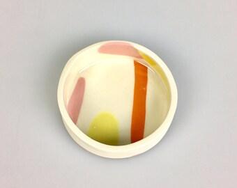 Porcelain Trinket dish