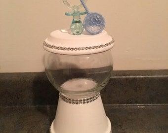Baby Shower Gumball Machine
