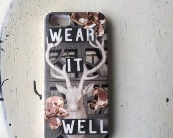 Wear It Well - Iphone 5/5s Phone Case