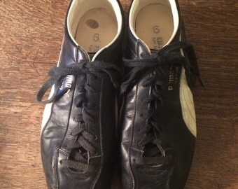 1978 Puma Rapid Soccer Cleats - Size 9