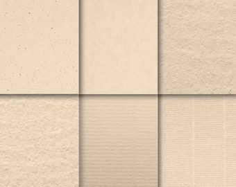 Digital paper background | download, sepia paper texture, pergament paper structure