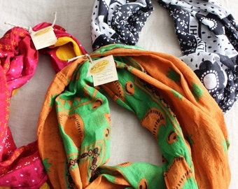 Infinity Scarf-Empower Women in Tanzania
