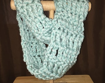 Wintergreen infinity scarf