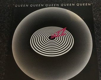 Queen album Jazz great condition original cover and sleeve 1978 sterling recording