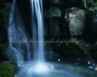 Wall Art Photography Print, Waterfall