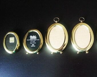 Home decor, Vintage,Solid Brass, Vintage Photo Frame, Frame, Brass Frame,Table vintage Photo frame, gift idea, Golden color