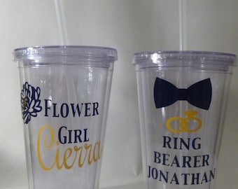 Flower Girl/ Ring Bearer Tumbler