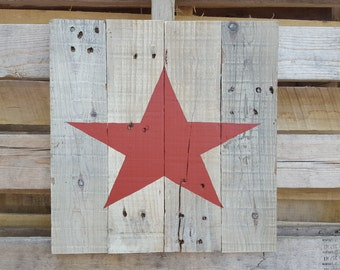 Wooden Star Wall Decor star wall hanging | etsy