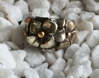 Hydrangea ring