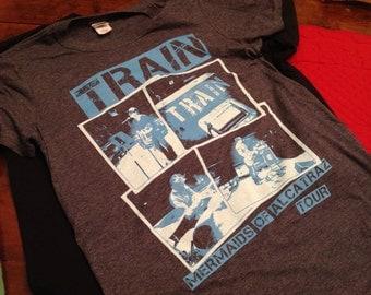 Train shirt -SM