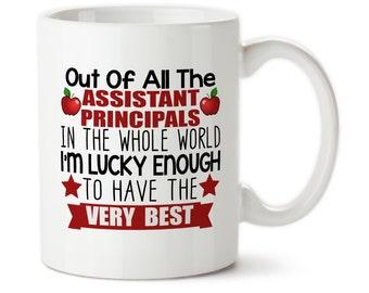 Assistant Principal Sign 43872 | NOTEFOLIO