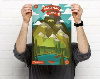 Saranac Lake 6ers